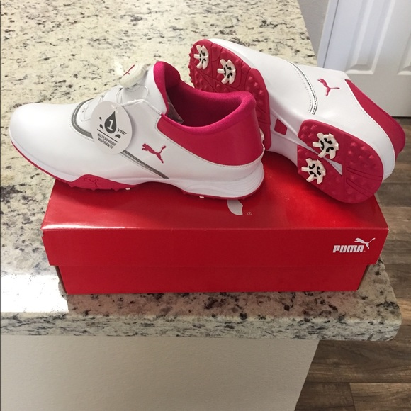 Puma Shoes Womens Golf Poshmark